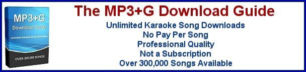 bet on it karaoke mp3g